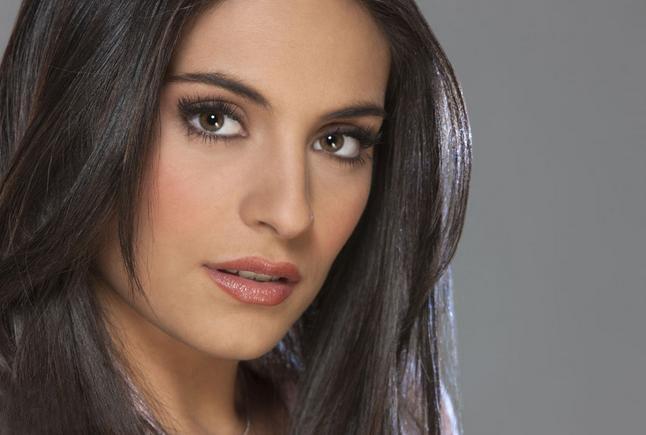 Ana Brenda Contreras Actriz Mexicana Mujeres Hermosas
