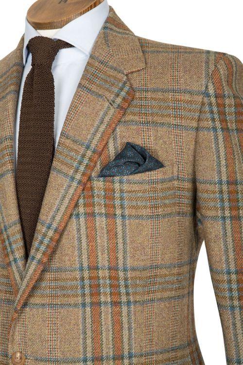 THE TWEED PIG: Huntsman - Savile Row Tweeds