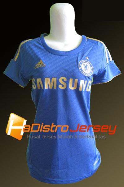Toko Jersey Bola HADISTROJERSEY menyediakan READY STOK Jersey Grade Ori Jersey Ladies Chelsea Home 2012/2013 $15 http://goo.gl/TqrWa