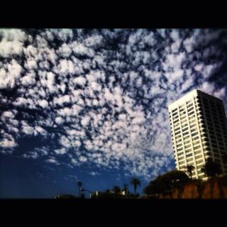 Epic sky in Cali