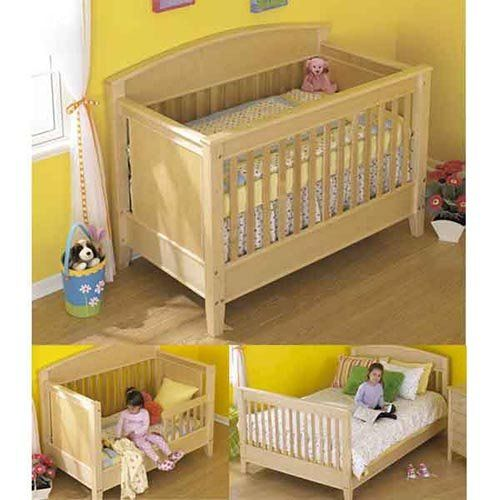 3 In 1 Bed For All Ages Downloadable Woodworking Plan