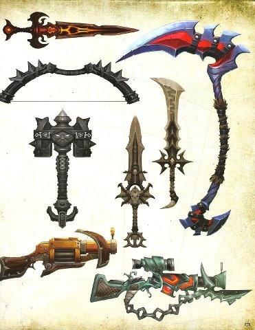 Concept Art & Game Design