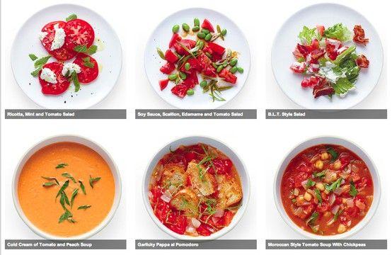 Heirloom Tomato And Lemon Mascarpone Tart Recipes — Dishmaps