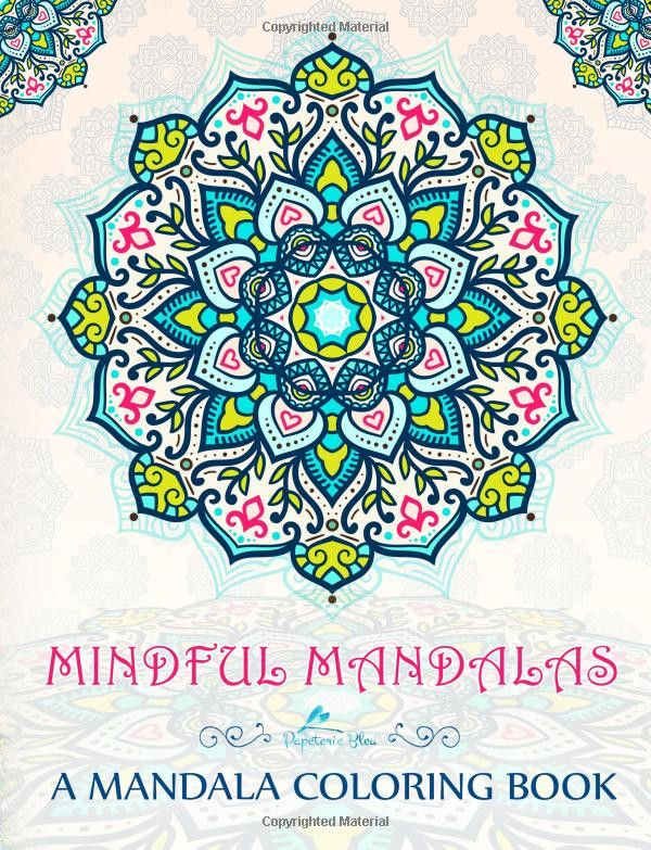 """Breathing in, I calm body and mind. Breathing out, I smile. Dwelling in the present moment I know this is the only moment."" Thich Nhat Hanh, Being Peace  Featuring 35 mandala drawings for colorists for contemplation and introspection, this coloring book for adults encourages you to use your imagination to create vibrant patterns that reveal your hidden creative potential and bring you closer to your true self. Each intricate design will draw your eye inward, shifting your focus toward your…"