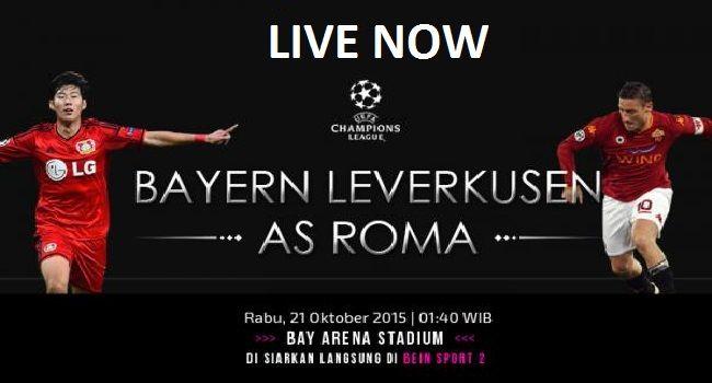 Champions League Leverkusen Live