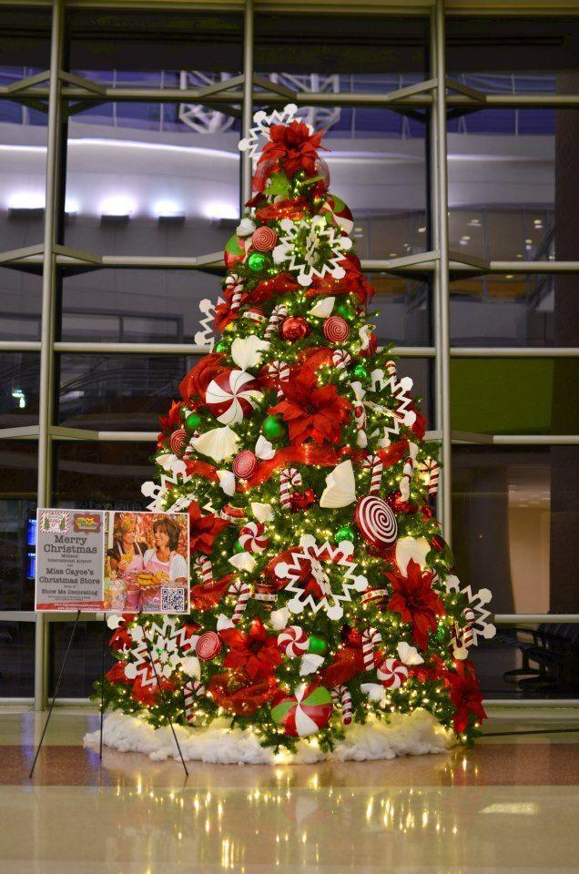 M s de 25 ideas fant sticas sobre decoraciones para - Decoracion arboles navidenos ...