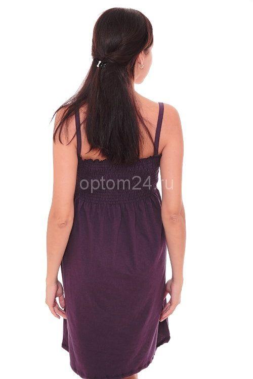 Сарафан фиолетовый летний САР 3789 Размеры: 42-44, 44-46 Цена: 150 руб  http://optom24.ru/sarafan-fioletovyy-letniy-sar-3789/  #одежда #женщинам #сарафаны #оптом24