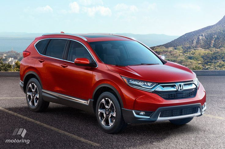 2017 All New Honda CRV Price Release Date Design Engine Specs Full Review