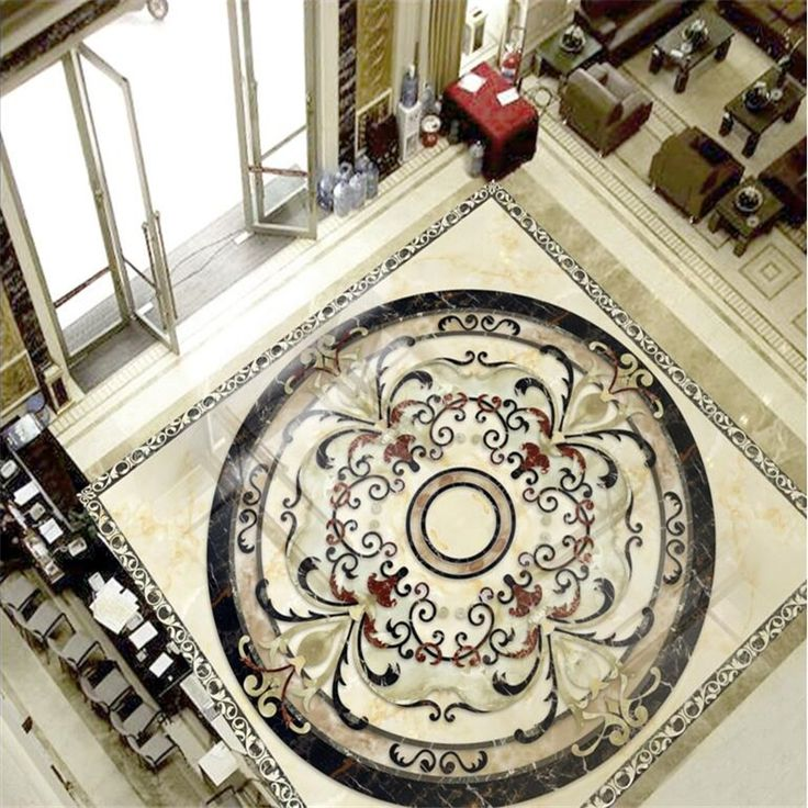 18.90$  Buy now - http://ali4hd.shopchina.info/go.php?t=32802081967 - beibehang marble tiles tile parquet wall paper painting bathroom mural self-adhesive PVC photo wallpaper contact-paper flooring  #aliexpressideas
