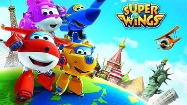 Belajar Budaya Dunia dan Edukasi Lewat Serial Animasi Super Wings di Global...