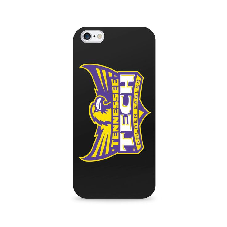 Tennessee Technological University Black Phone Case, Classic - iPhone 6/6S