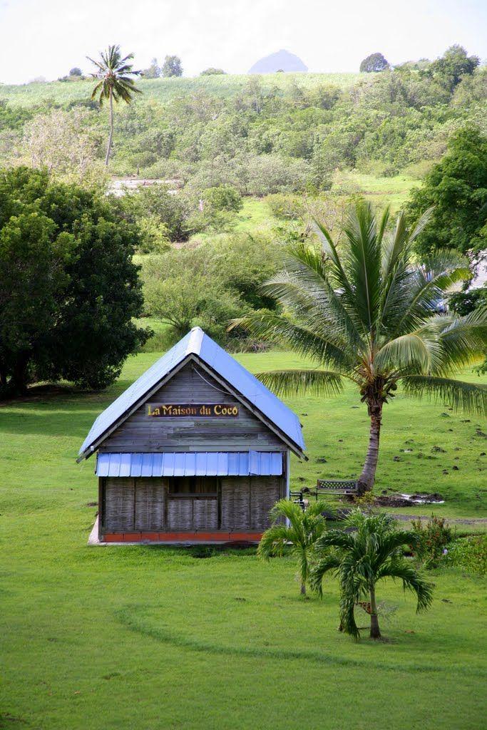 Distillerie Trois-Rivières, Sainte-Luce, Martinique,