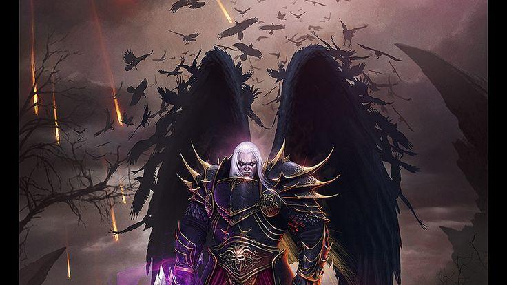 Dark Angel Wallpaper - http://wallpaperzoo.com/dark-angel-wallpaper-19839.html  #DarkAngel