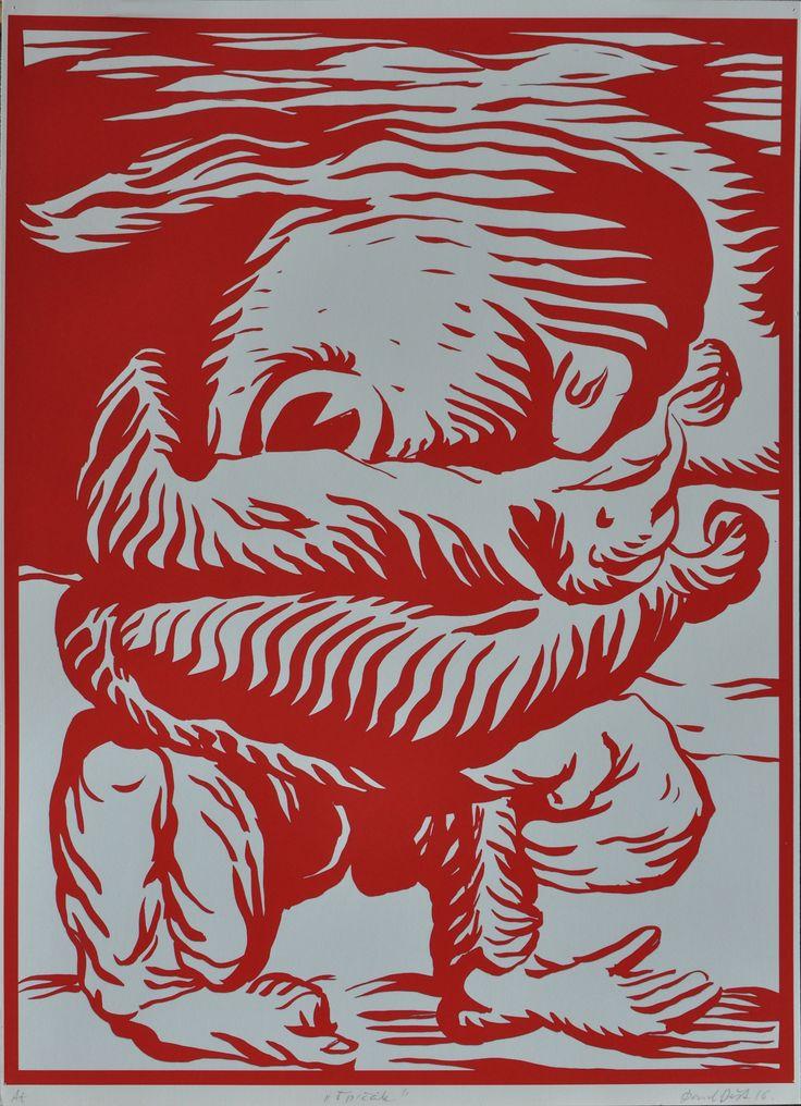 David Pešat -> new artworks -> www.artbanana.com