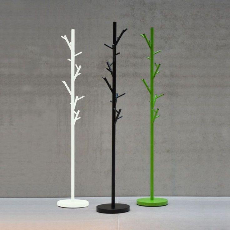 Jan Kurtz TREE Kleiderständer Garderobenständer schwarz grün weiß 28 x 170 x 28 in Möbel & Wohnen, Klein- & Hängeaufbewahrung, Kleiderständer | eBay