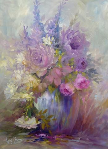 Lovely Soft Colors ~ Gary Jenkins
