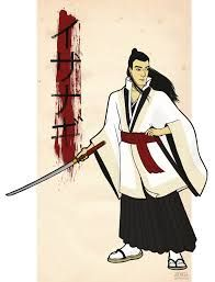 Izanagi is the Chinese God of creation. He was married to Izanami. He is the father of the Moon God, Sun Goddess, and Sea God.