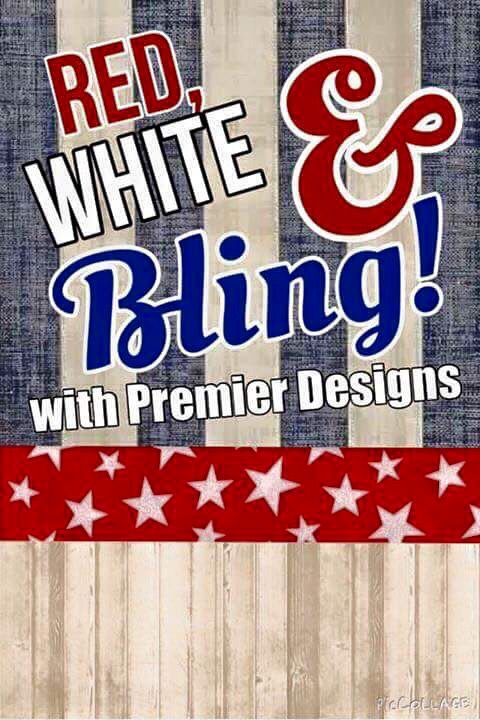 Celebrate the 4th with your new bling, just a little something to sparkle. June 23rd @ 6:30 Melissa Payton 3608 Roswell Place