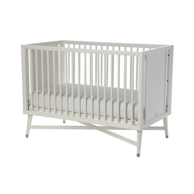 You'll love the Mid-Century 3-in-1 Convertible Crib at AllModern - With Great Deals on modern Baby & Kids  products and Free Shipping on most stuff, even the big stuff.