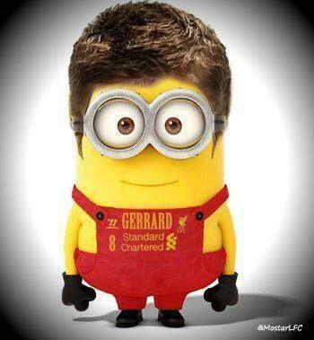 Gerrard Minion