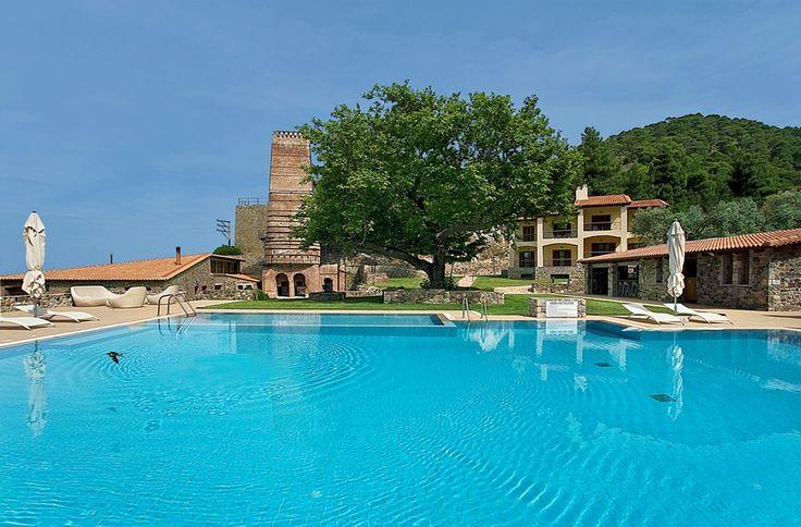 #Kaminos #resort #Limni #Evias