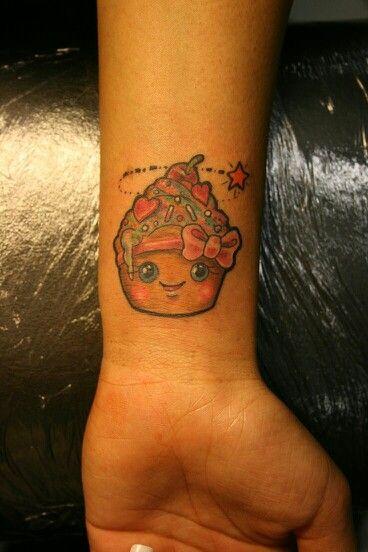 45 best Cupcake Tattoos images on Pinterest | Cupcake ...