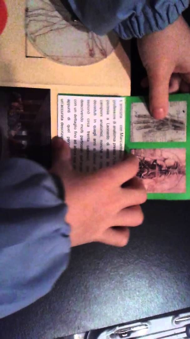 Lapbook Leonardo Da Vinci