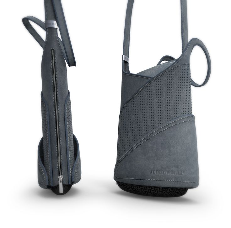ITRI audio bag - a bad with integrated flexible speaker