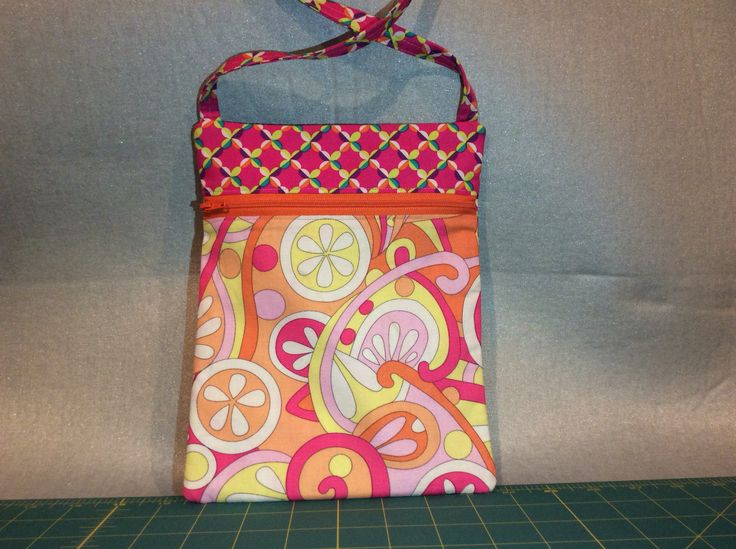 Zippered Bag no.1 - front