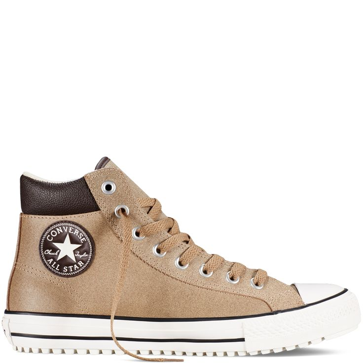 Converse - Chuck Taylor All Star Boot 2.0 - Sand Dune - Hi Top