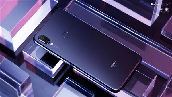 شاومي تعلن عن هاتف Redmi Note 7 بسعر 147 Galaxy Phone