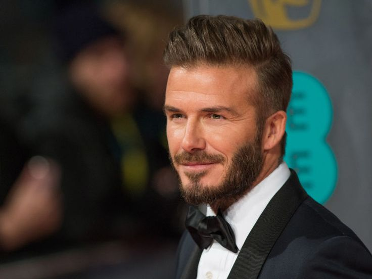 "David Beckham lanza su propia línea de ""belleza masculina"""