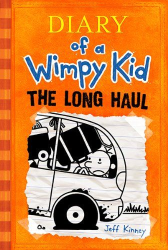 Just this month, the long-awaited book, Diary of a Wimpy Kid: The Long Haul came out!  My boys have been pacing around the house for months waiting for this! That's only a slight exaggeration.  The minute it came out they were BEGGING me to get it ASAP.  And, the minute it came in the mail, they were constantly snagging it from each other, the minute the other would put it down. Gifts for Boys, Ages 7 to 12 ~ SHE PICKS! 2014 - Or so she says...