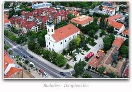 this is the little local church of Budaörs, in Hungary where i lived for a year