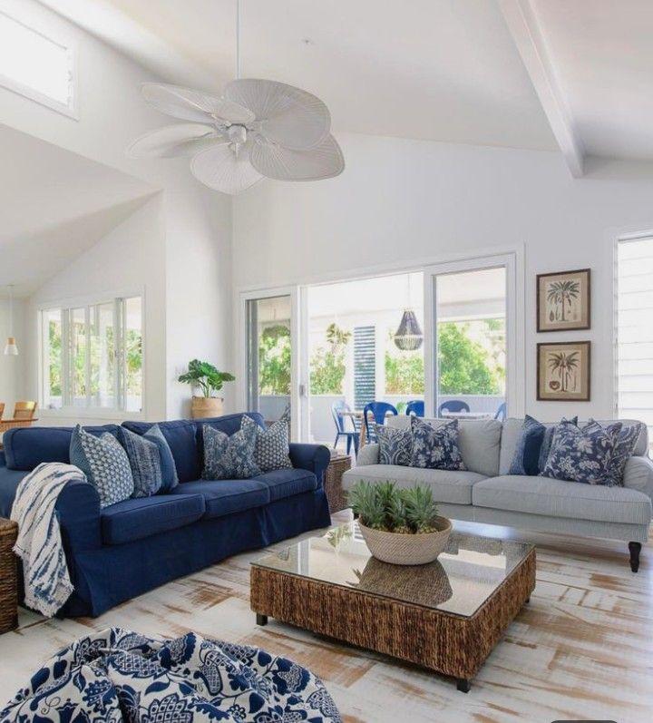 jale soyusu adli kullanicinin i think blue white panosundaki pin oturma odasi tasarimlari yazlik ev dekorasyonu ev icin