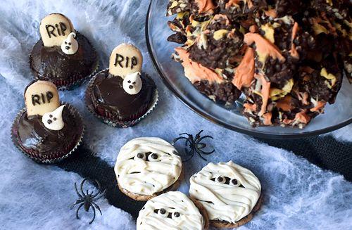 Kid-Friendly Halloween Fun | Recipe | Halloween treats ...