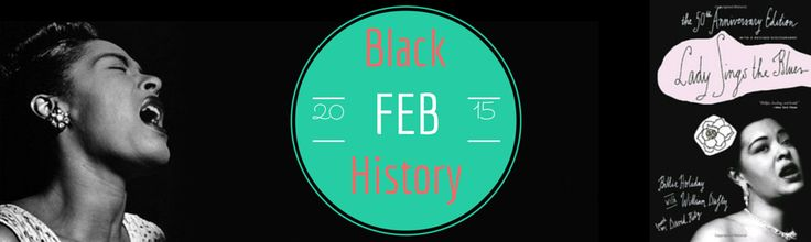 """February's book of the month, in honour of Black History Month, will be """"Lady Sings the Blues,"""" the autobiography of jazz legend Billie Holiday. Find out more about the book and where to find it and watch a clip of Holiday singing """"Strange Fruit"""" on the blog!"""