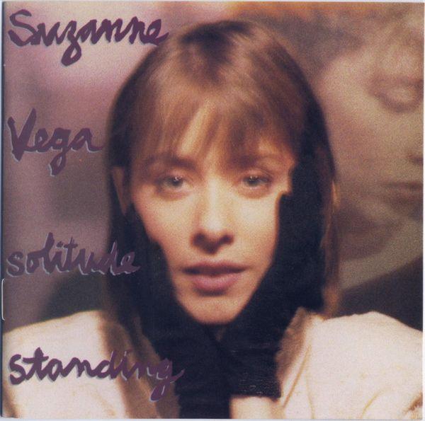 """Suzanne Vega """"Solitude Standing"""" 1987"""