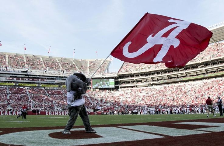 Money on Alabama to win the National Championship