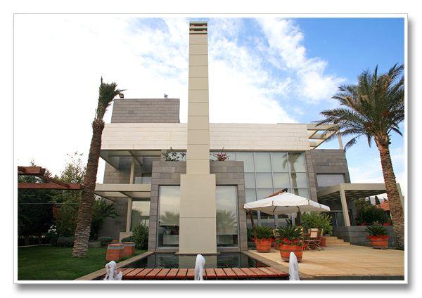 Nadim Ghazale Villa in Lebanon  Residential Design
