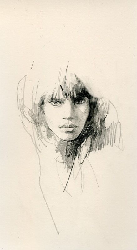 Drawings by Rico (Richard White) : Contemporary figurative artist and illustrator
