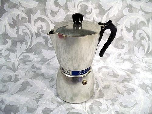Sold NOVA ESPRESS BREVETTATA Stovetop Coffee Espresso Maker ITALY Coffee Items Pinterest ...