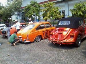 vw modifikasi cantik acara Festival VW jogja  #omclassic.com