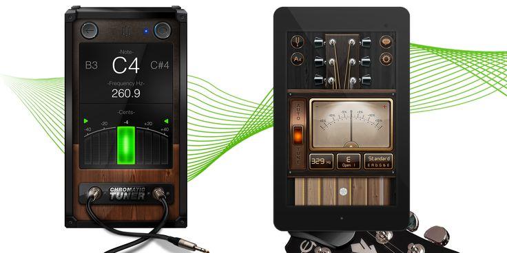 Chromatic Guitar Tuner- capture d'écran