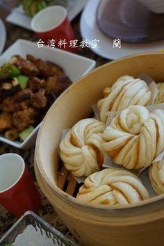3種類花巻 ( レシピ ) - 台湾料理教室 (台湾人のレシピ♪) - Yahoo!ブログ 今月、教室では台湾朝ごはんに飲む豆乳を使って、豆乳スープ(鹹豆漿)と花巻を紹介しました。