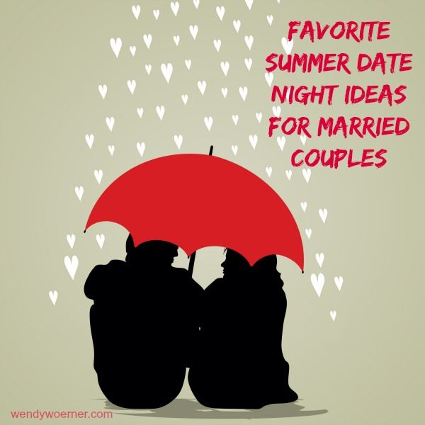 date night ideas for married people - 600×600