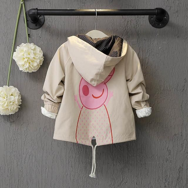 Peppa Pig Girl Jackets   Furrple