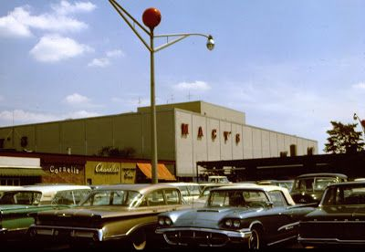 Pleasant Family Shopping: Roosevelt Field Shopping Center, 1965