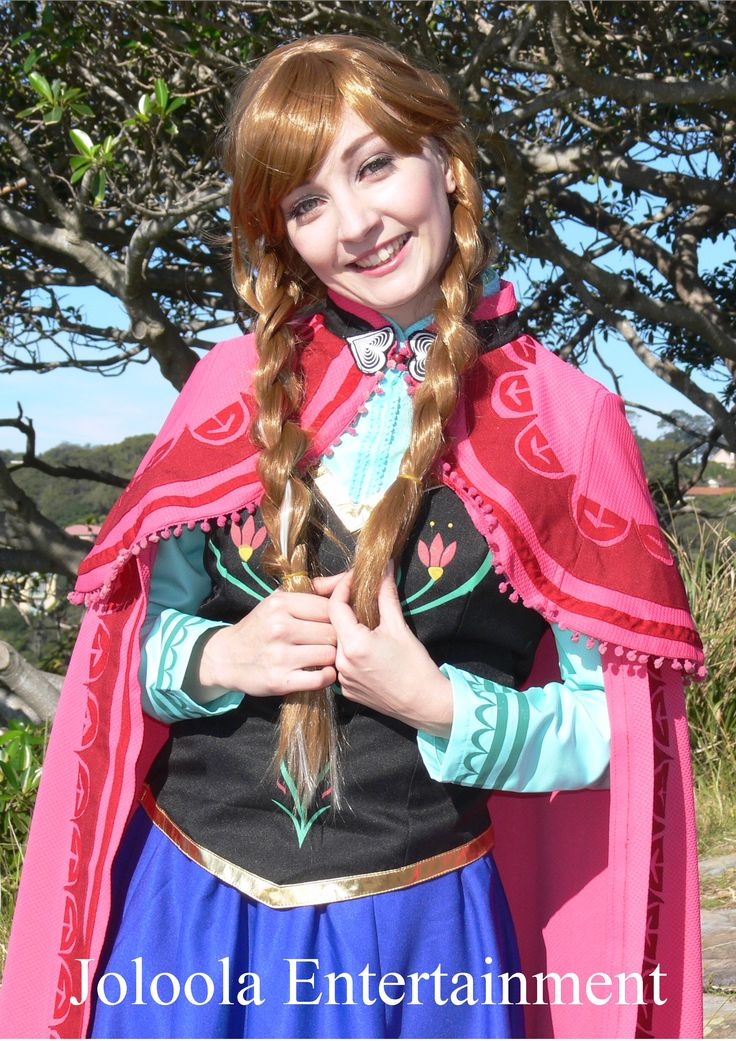 What about the Snow Princess? She would loves singing live and would love to visit your next party or event!