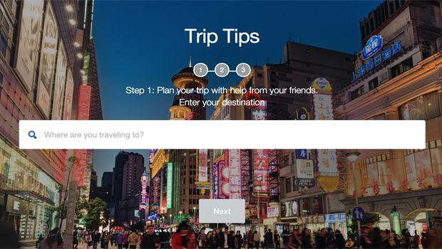 Οργανωθείτε ταξιδιωτικά με το Trips Tips του Foursquare!